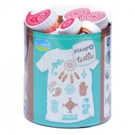 Tampon Stampo Textile - Ethnic