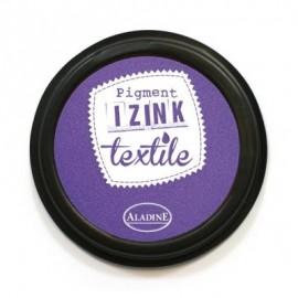 Encreur Izink textile violet grenache