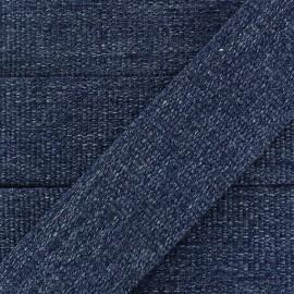 Jean strap - navy blue