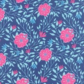 Tissu Paradiso Lagoon Blue x 10cm