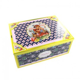 "Extra special storage box ""Tiny treasures"" - multicolored"