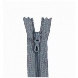 Fermeture Eclair® non séparable - gris anthracite