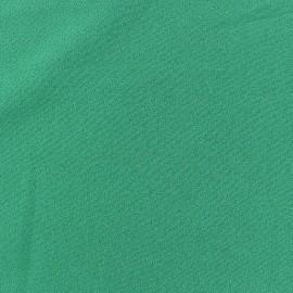 ♥ Coupon 45 cm X 130 cm ♥ Tissu Crêpe Chemisier vert prairie