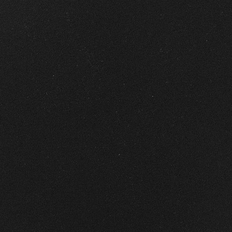 Chemisier crepe fabric - Black x 10cm