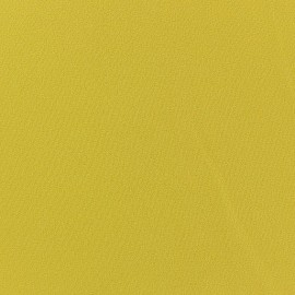 Blouse Crepe Fabric - Yellow x 10cm