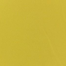 Tissu Crêpe Chemisier jaune x 10cm
