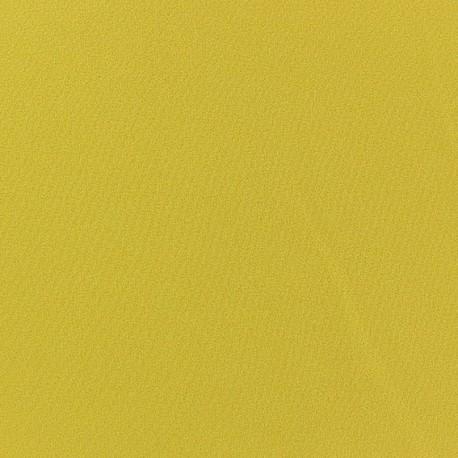 Blouse Crepe Fabric - Yellow x 10cm