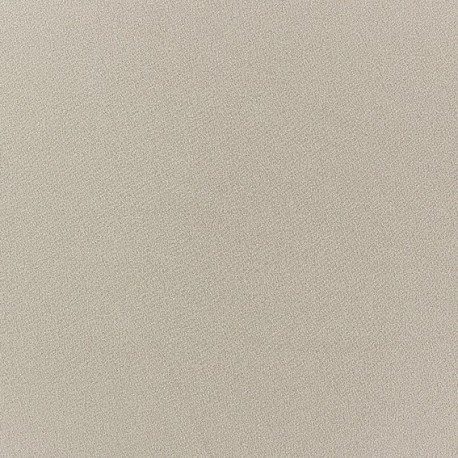 Blouse Crepe Fabric - Light beige x 10cm