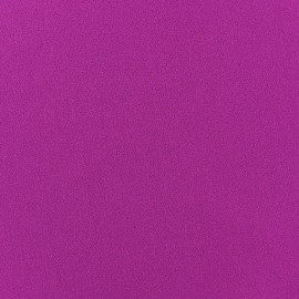 Blouse Crepe Fabric - Dark purple x 10cm