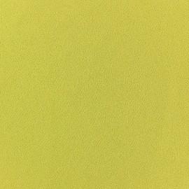 Tissu Crêpe Chemisier moutarde x 10cm