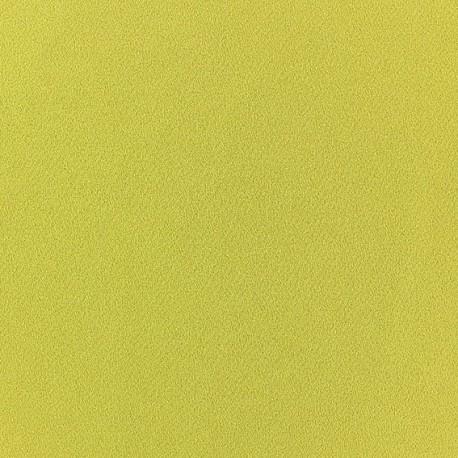 Blouse Crepe Fabric - Mustard x 10cm