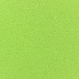 Blouse Crepe Fabric - Lime x 10cm