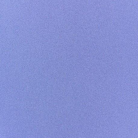 Tissu Crêpe Chemisier mauve x 10cm