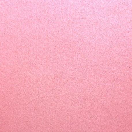 Thick Felt Fabric - Pink x 10cm