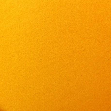 Thick Felt Fabric - Yellow x 10cm