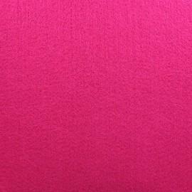 Thick Felt Fabric - Fuchsia x 10cm