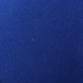Tissu Feutrine épaisse bleu navy x 10cm