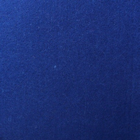 Thick Felt Fabric - Navy Blue x 10cm