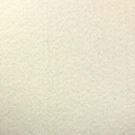 Tissu Feutrine épaisse blanc cassé x 10cm
