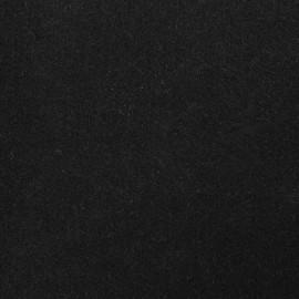 Tissu Feutrine épaisse noir x 10cm