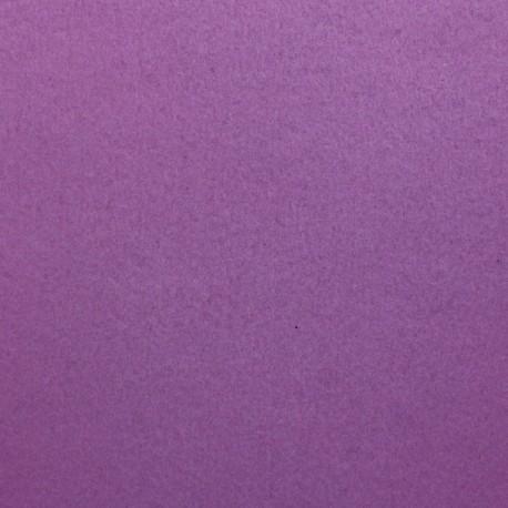 Thick Felt Fabric - Lavander x 10cm
