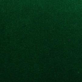 Tissu Feutrine épaisse vert bouteille x 10cm