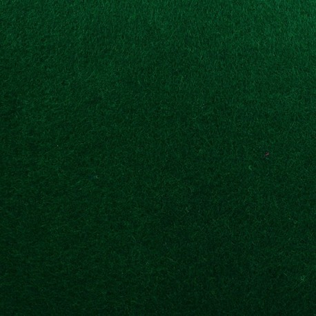 Thick Felt Fabric - Bottle Green x 10cm