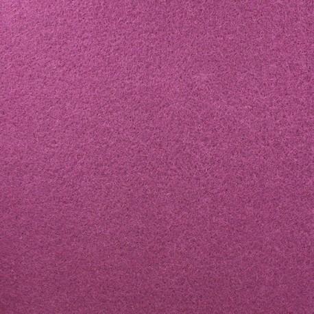 Thick Felt Fabric - Mauve x 10cm