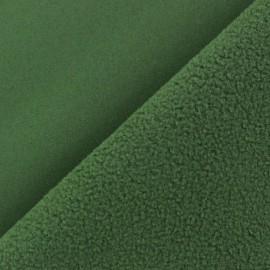 Tissu déperlant nano-tex vert mousse x 10cm