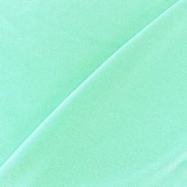 Tissu jersey viscose léger pailleté opaline x 10cm