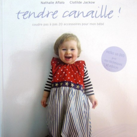 """Book """"Tendre canaille"""""""