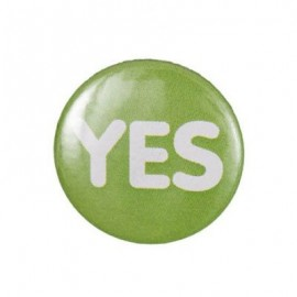 "Badge rond ""yes"""