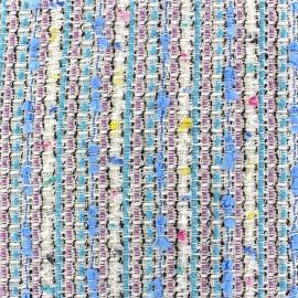 Tissu Tweed Orchis x 10cm
