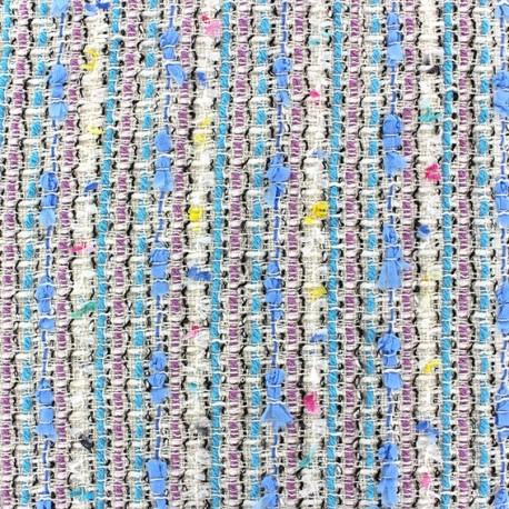 Tweed Orchis fabric x 10cm