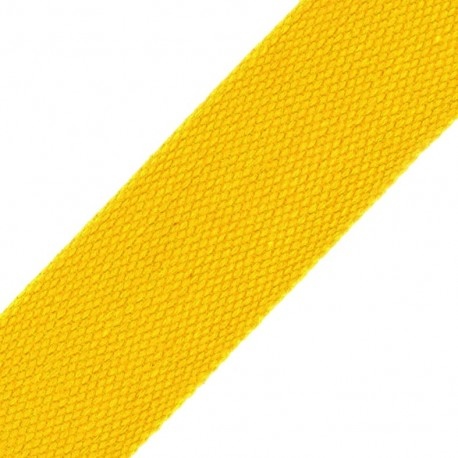 Cotton Strap - yellow