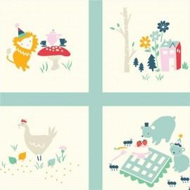 Tissu Coton Everyday Quilt x 62 cm
