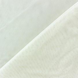 Flexible Tulle - Ecru x 10m
