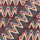 Ruban galon élastique Incas gris x 50cm