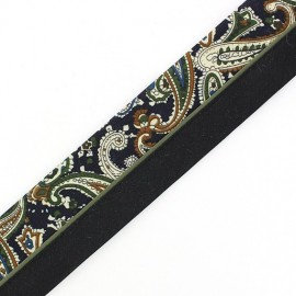 "Trousers Ribbon Belt  ""constance"" x 10cm - black"