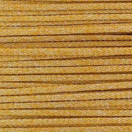 Shiny Cord 3mm - yellow
