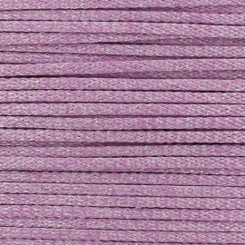 Cordon Maillot de Bain Shiny - Rose x 1m