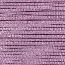 Shiny Cord 3mm - pink