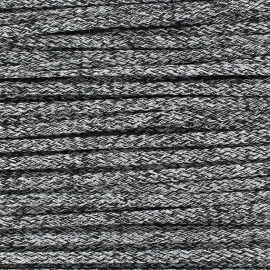 Shiny Cord 3mm - black