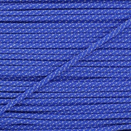 Lurex Cord 3mm - blue