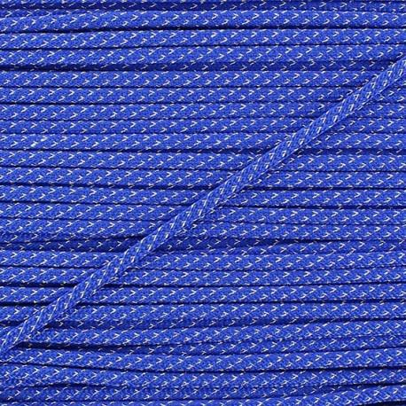 Lurex Cord 3mm - blue