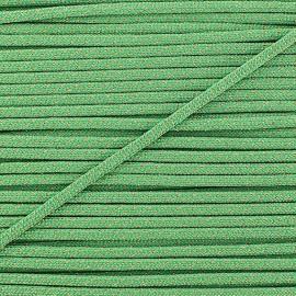 Lurex Cord 3mm - green