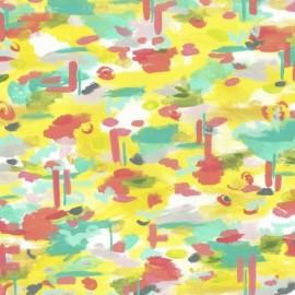 Tissu Sunshine - D Multi x 10 cm