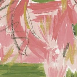 Tissu Sunshine - F Rose x 30,5 cm