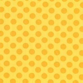 Fabric Ta Dot Sunny x 10cm
