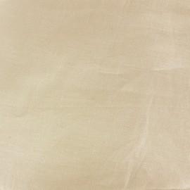 Tissu toile à beurre Normandie naturel x10cm